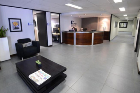 Reception Services at The Business Centre