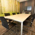 Medium sized 8 seater Meeting Room