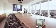 Large Video Conference Room