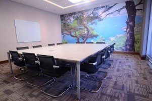 Boardrooms at Century City TBC 14 Seats