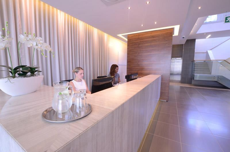Reception Services at The Business Centre Century City