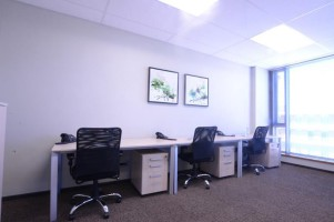 3 Man Furnished Office at Century City Offices