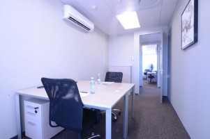 2 Man Furnished Office at Century City Business Centre