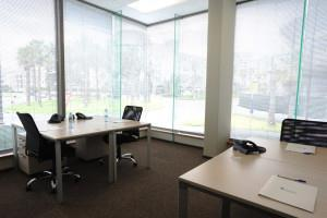 4 Person Fully Furnished Office at Century City TBC