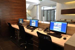 Desktops at Front Desk TBC Century City