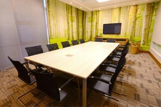 Boardroom facilities at The Business Centre