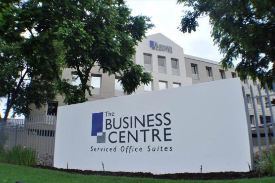 The Business Centre Rivonia Exterior
