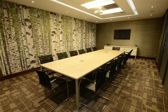 Meeting rooms at the Umhlanga Business Centre in Durban