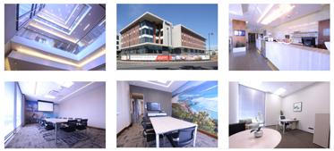 View our gallery of office space in Cape Town