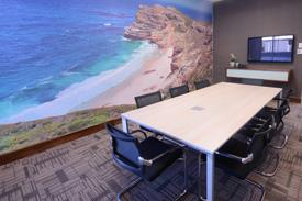 The Business Centre offers Meeting Room facilities