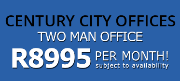 Special Rates at the Century City Business Centre