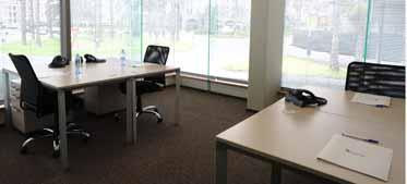 View our office space in Durban rates
