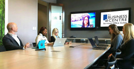 The Business Centre Video Conferencing